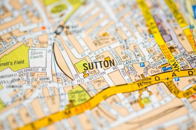 Divorce attorney Sutton