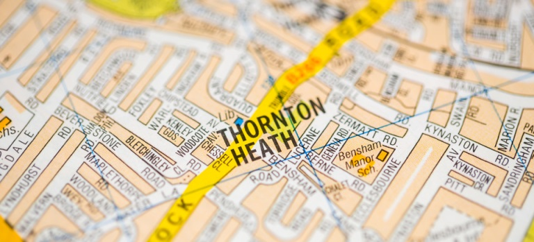 Family law firm Thornton Heath